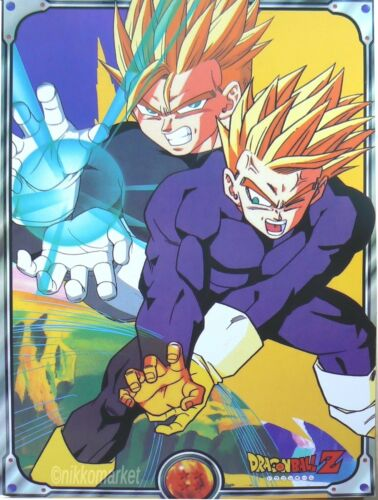 Dragon Ball Z Son Gohan Poster Glossy and Laminated