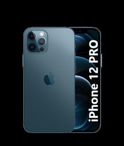 Apple iPhone 12 PRO 5G 128GB NUOVO Originale Smartphone iOS 14 Pacific Blue