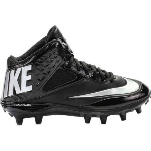Nike Lunar Code Pro 3//4 TD Men/'s Football Cleats 579867-002 MSRP $95