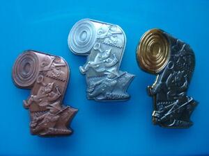 Fasnacht Basel 2021, Gold,Silber,Kupfer