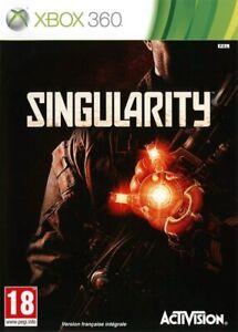 jeu SINGULARITY pour XBOX 360 en francais game spiel juego  X360 NEUF / NEW