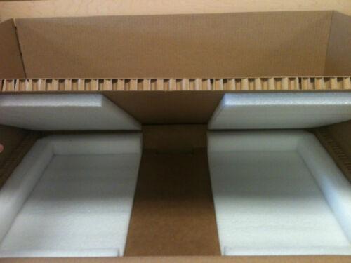 "for shipping 3U Server Hexacomb /& Foam Custom Box 34/"" x 23/"" x 11/"""