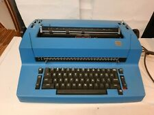 Ibm Correcting Selectric Ii Electric Typewriter Blue Partsrepair
