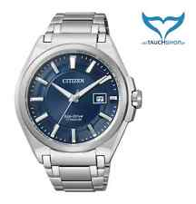 Citizen Super Titanium Herren Armbanduhr BM6930-57M Saphir Eco-Drive Herrenuhr