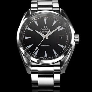 # OMEGA SEAMASTER AQUA TERRA MEN WATCH 231.10.39.60.06.001 ...