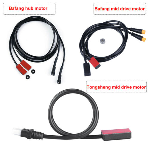 BAFANG Mid Hub Motor TSDZ2 Electric Bike Hydraulic Mechanical Brake Sensor Cable