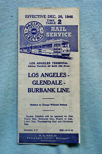 Pacific-Electric-Pocket-Time-Table-2-Glendale-Burbank-12-26-46