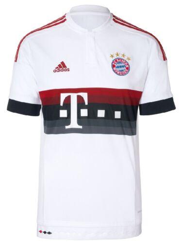 Trikot Adidas FC Bayern 2015-2016 Away FCB 164 bis XXL Thiago Alcantara