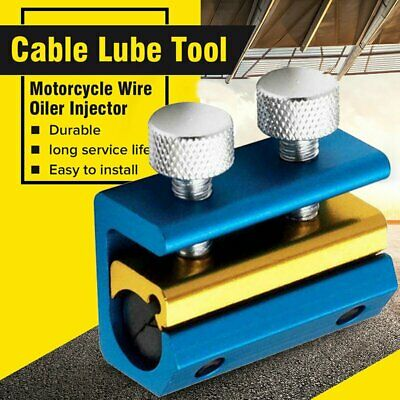 Bike Lubrication Cable Lubber Tool Scooter Lubricator   Motorcycle Wire Oiler