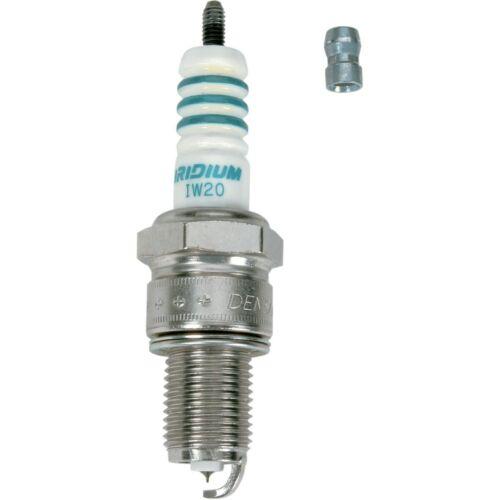 DENSO Zündkerze IW20 Iridium mit Widerstand 14mm