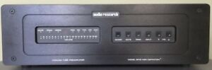 Audio-Research-SP16L-Stereo-Preamplifier-line-Stage-220VAC-Black-New