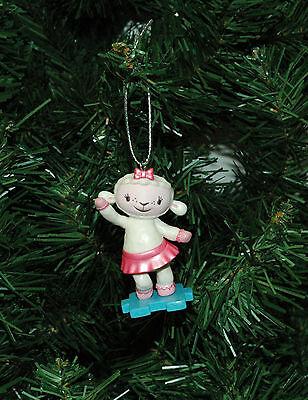 Stuffy Christmas Ornament Doc McStuffins
