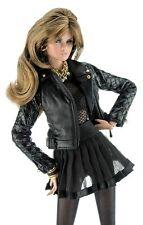 """Top Model convenzione Fashion Royalty NU faccia piena velocità Erin Nude Bambola 12"""""""