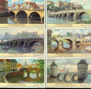 LIEBIG : S_1435a : Vieux ponts de Belgique(pont de la Clé)