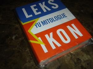 leksikon yu mitologije