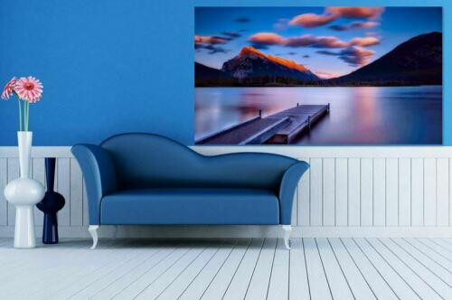 BEAUTIFUL NATURE PIER art decor High quality Canvas print choose size