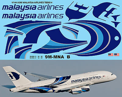 1//144 AIRBUS A 380 CHINA SOUTHERN LIVERY REVELL DECALS TB DECAL TBD225