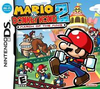 Mario Vs. Donkey Kong 2: March Of The Minis - Ds