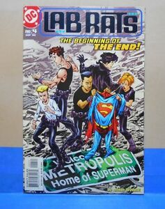 LAB-RATS-4-of-8-2002-03-9-0-VF-NM-Uncertified-DC-COMICS-John-Byrne-s-c-a