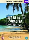 Death in Paradise Series 1 to 5 Region 2 DVD