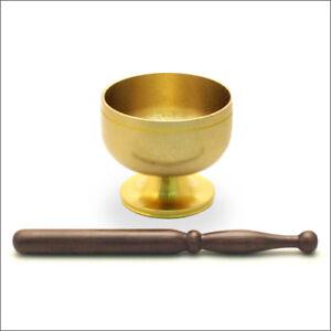 Buddhist-Bell-Set-Bronze-Alloy-Singing-Bowl-Butsudan-Altar-Temple-D2-87-H2-4