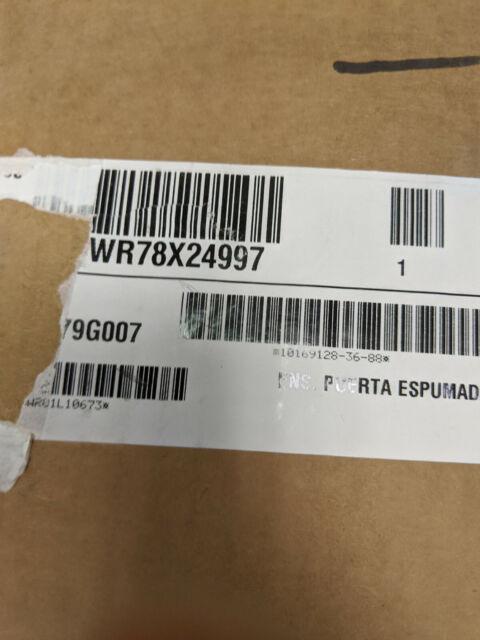 WR71X10869 GE Module Shelf Asm Ff Genuine OEM WR71X10869