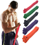 Resistant-208cm-Set-5-Resistance-Bandes-Boucle-Domicile-Entrainement-Yoga-Pilate miniature 1