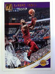 2018-19-Panini-Donruss-LeBron-James-94-Los-Angeles-Lakers