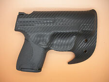 Smith Wesson M&P Shield Carbon Fiber pocket holster for 9mm and .40