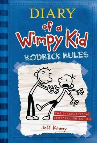 1 von 1 - Diary of a Wimpy Kid 02. Rodrick Rules