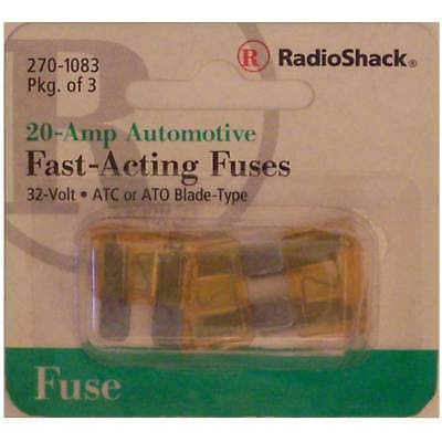 Teal Plastic Casing 60A 32V Standard ATC//ATO Blade Fuse for Auto Car Truck