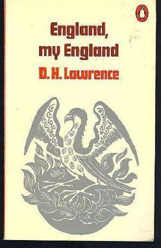 England, My England,D. H. Lawrence