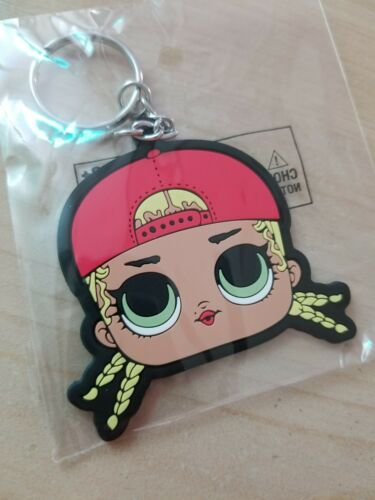 LOL Surprise MC Swag Keychain Limited Toys Я Us Promo Trade Event