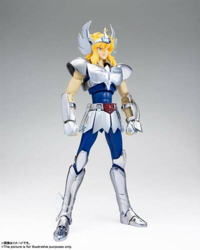 Saint Seiya Cloth Myth Cygnus Hyoga First Bronze Cristal Revival Version Cigno