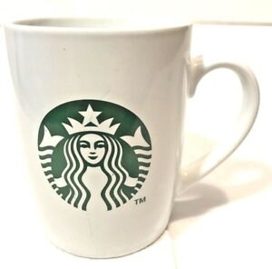 Starbucks Tall 16 oz Travel Coffee Mug Mermaid Siren Logo ... |Starbucks Coffee Logo 2012