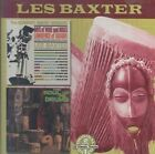 The Academy Award Winners/The Soul of the Drums by Les Baxter (CD, Mar-2006, Collectables)