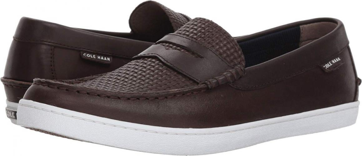 Cole Haan Uomo Pinch Weekender Pelle Penny Loafers Oxford Slip-On Sandal