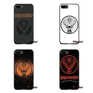 Jagermeister-German-Beer-For-iPhone-XR-XS-Max-5S-SE-6S-7-8-Plus-Phone-Case