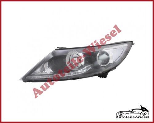 TYC Scheinwerfer H7+H7 Links mit LED-Taglicht für Kia Sportage SL