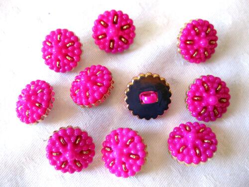 différentes couleurs couleur au choix k99 10 boutons 18 mm