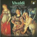 Vivaldi Casazza Magnifica COMUNITA - 4 Seasons CD