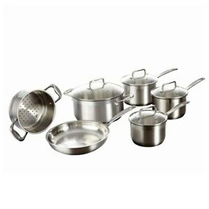 Baccarat-iconiX-Stainless-Steel-6-Piece-Cookware-Set-Brand-New