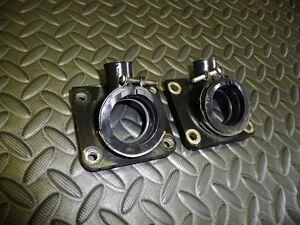 2 X Yamaha Banshee Caoutchouc Entrée Bottes Glucides Roseaux 1987-2006 Jmea2dbh-08005804-969755665