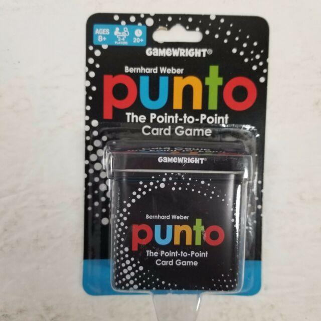 Punto Card Game