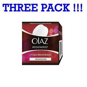 Three-Pack-Olaz-German-Olay-Regenerist-3-Zone-Replacement-Heads