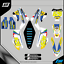 Grafiche-personalizzate-TM-RACING-EN-MX-300-CROSS-RiMotoShop-Ultra-grip miniatura 5