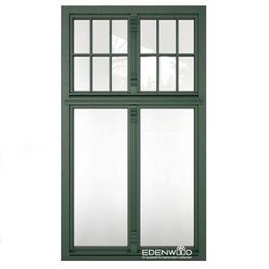 denkmalschutzfenster holzfenster f r altbau fenster mit oberlicht nach ma f4 ebay. Black Bedroom Furniture Sets. Home Design Ideas
