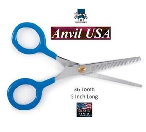 Details about *USA MADE TP/ANVIL PET Dog Cat PRO GROOMING 5