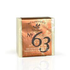 "2 Pack Pre De Provence Men""s Bar Soap No 63 Spicy Shea Butter 200g Gram 7 Ounce"