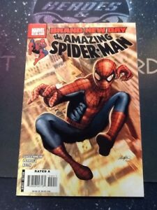 The Amazing Spider-Man #549 2008 Marvel Comics VF/NM 9.0 Brand New Day (BIA036)
